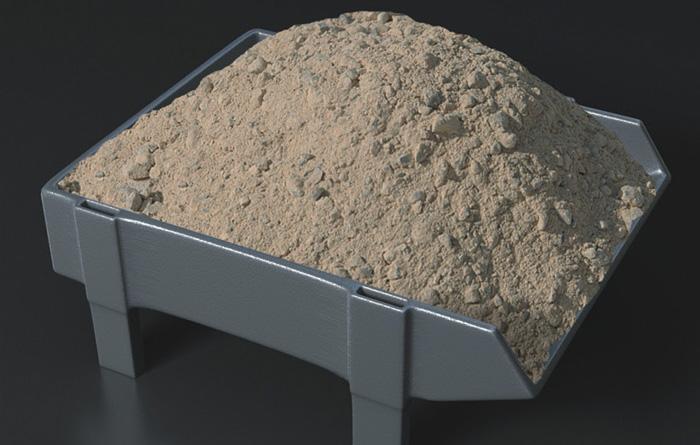鋼包澆注料:GBJZ-1、GBJZ-2